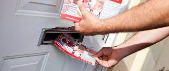 Advertising With Leaflets