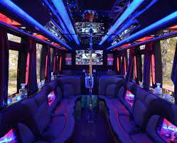 Party Bus Rentals Made Easy
